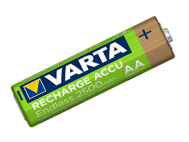 AKUMULATOR VARTA AA HR06 R2U Endless   2500mAh