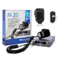 Multimedialne radia CB Midland seria M