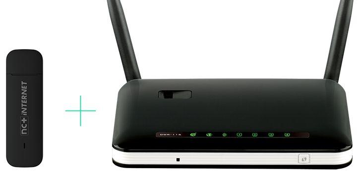 Nowość!! Internet i telefon nc+