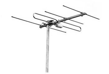 Antena VHF/DAB+ Emme Esse 4B3