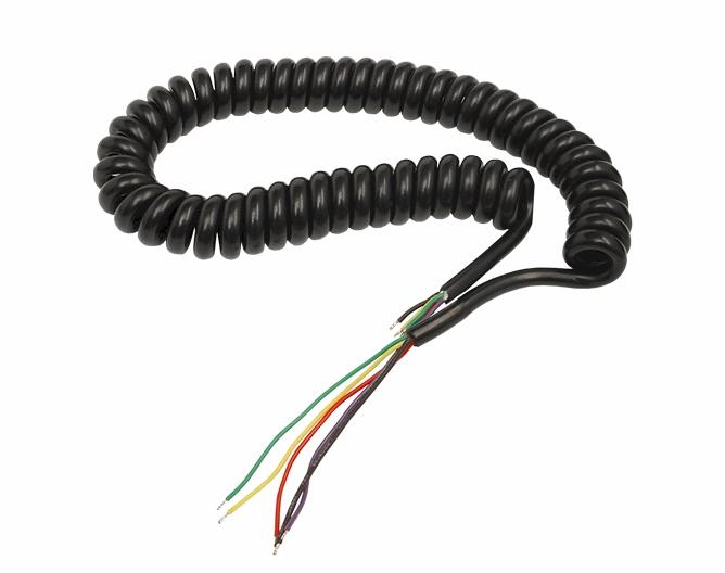 Kabel mikrofonowy 5-żył 2,7m