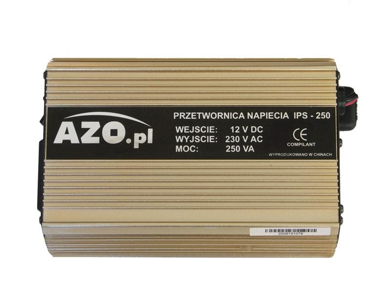 Przetwornica 24V/220V IPS250 250W