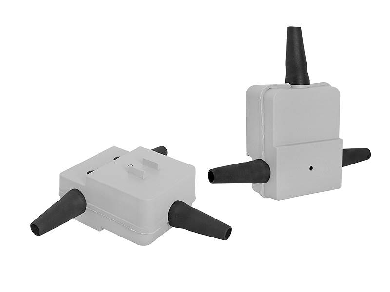 Puszka antenowa szara z gumkami