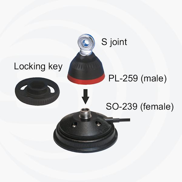 Adapter MAG-DV z PL na DV