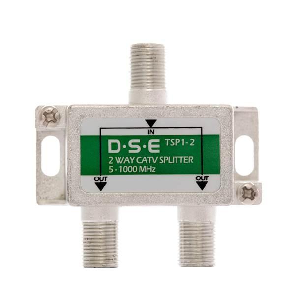 Rozgałęźnik DSE SPLITTER TSP1-2