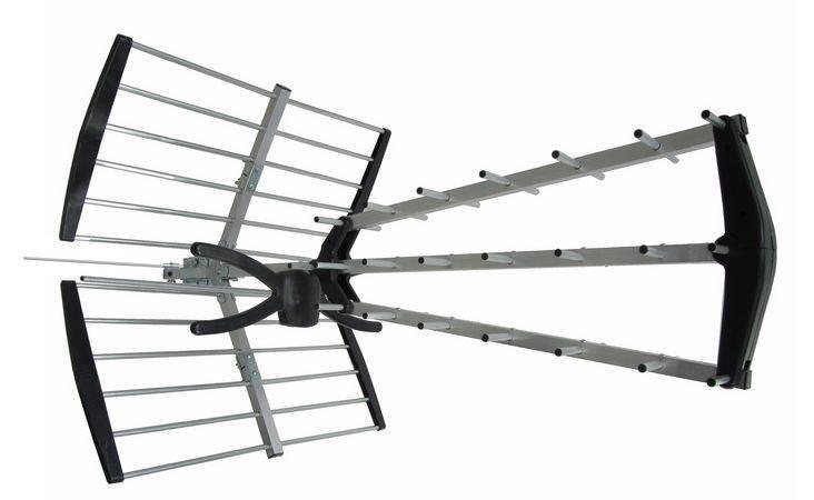 Antena DVB-T Opticum AX 1000+ LTE Combo Proline