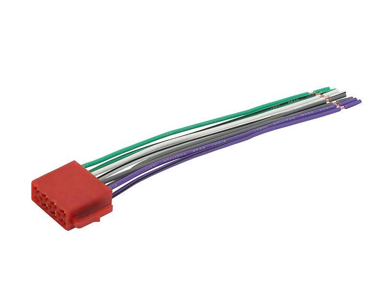 Złącze ISO 8pin