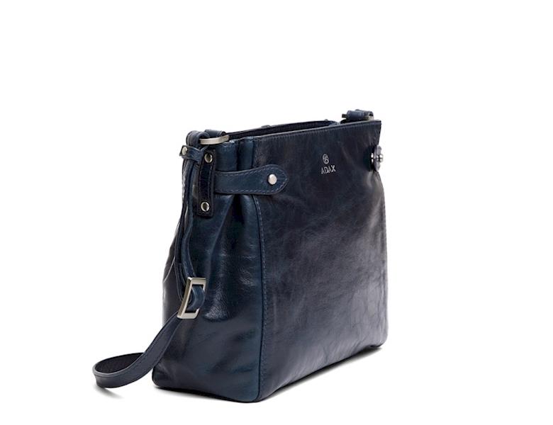 TORBA 241069 SALERNO SHOULDER BAG JETTE  BLUE