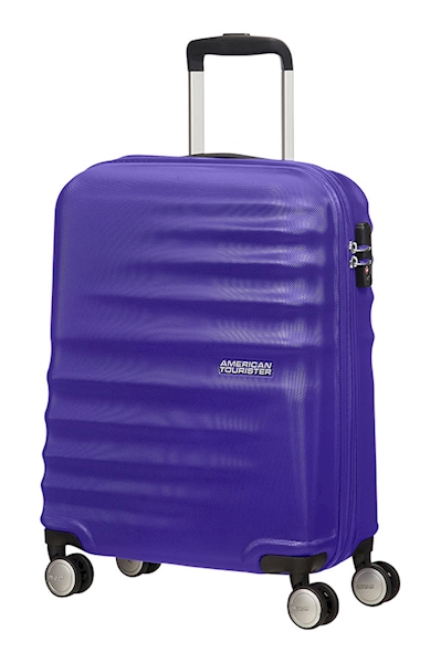AMERICAN TOURISTER WALIZKA ŚREDNIA SPINNER 67/24 15G01003 NAUTICAL BLUE
