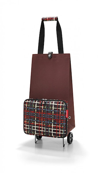 REISENTHEL  WÓZEK RHK7036 FOLDABLETROLLEY WOOL