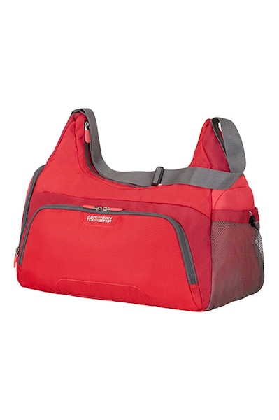 AMERICAN TOURISTER TORBA 16G00009 ROAD QUEST FEMALE GYM BAG SOLID RED