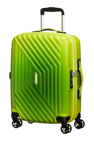 AMERICAN TOURISTER WALIZKA 18G66101 AIR FORCE 1 SPINNER 55/20 GRADIENT YELLOW
