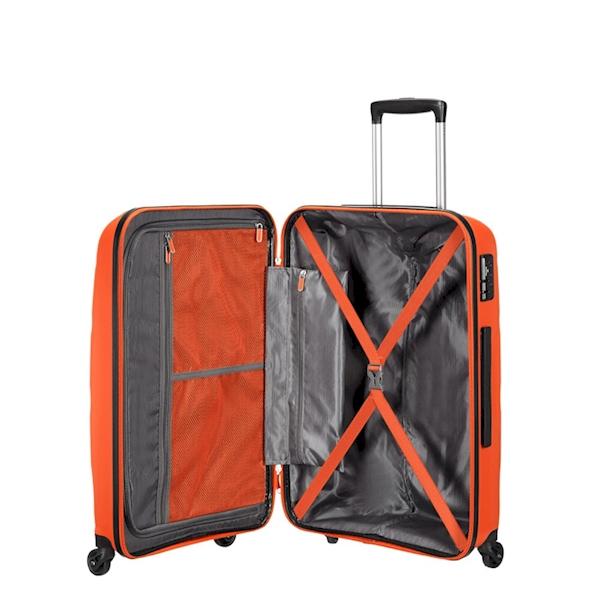 AMERICAN TOURISTER TORBA 85A96002 BON AIR    M ORANGE