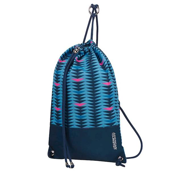 AMERICAN TOURISTER PLECAK 86G11004 FUN LIMIT DRAWSTRING BP FASHION INDIG.BLUE