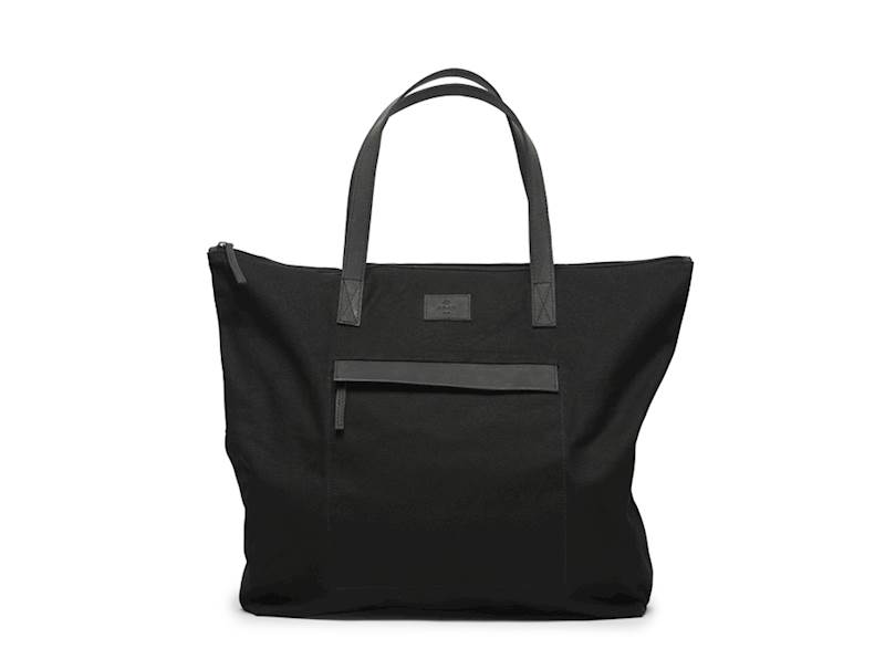ADAX TECZKA NA DOKUMENTY 697847 CPH CANVAS SHOPPER BLACK