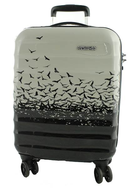 AMERICAN TOURISTER WALIZKA 02G89102 PALM VALLEY 67/24 FLY AWAY BLACK