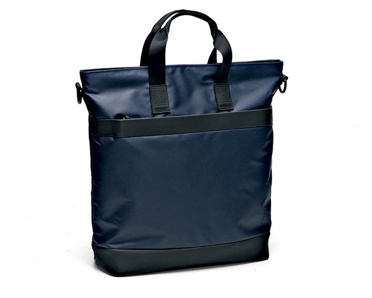 RONCATO TORBA 41-2502-23 SHOPPER PC OXFORD GRANATOWA