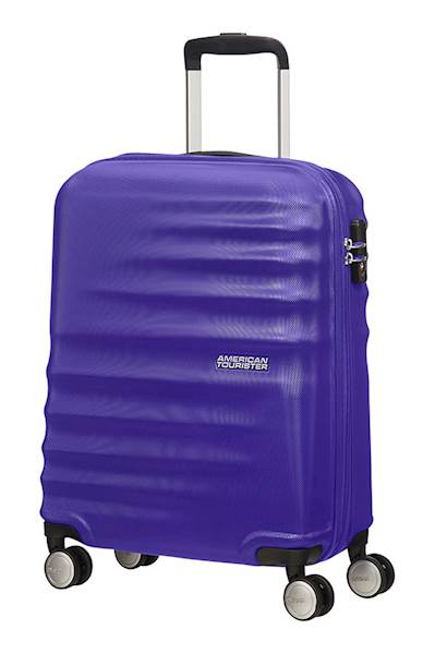 AMERICAN TOURISTER WALIZKA KABINÓWKA  15G01001 SPINNER 55/20 NAUTICAL BLUE