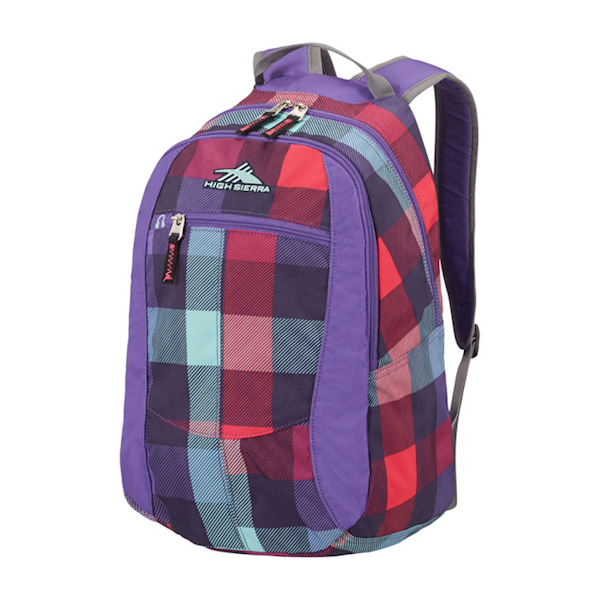 HIGH SIERRA PLECAK X5005001 SPORTIVE PACKS PIUTE2 PURPLE