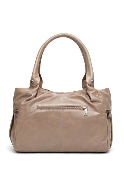 ADAX 128669 SALERNO HANDBAG JOAN CREAM