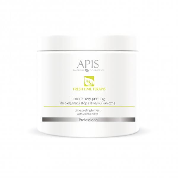APIS FRESH LIME LIMONKOWY PEEL.DO STÓP 500ML