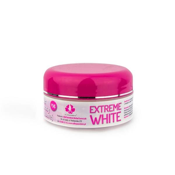 Akryl 15gr EXTREME WHITE