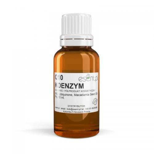 Koenzym Q10 - w roztworze w oleju makadamia - elik