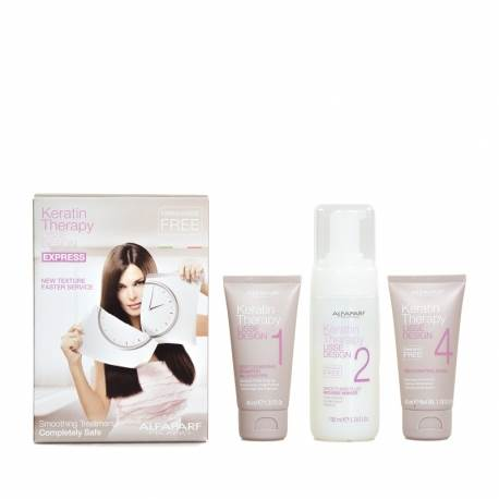 KERATIN THERAPY LISSE DESING ZESTAW STARTOWY