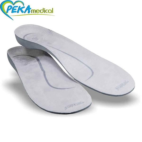 FootWave Ostroga Piętowa Dynamiczne Wkładki Ortopedyczne Medium 42-43