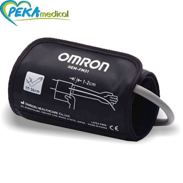 OMRON Mankiet perforowany (sztywny) 22-42 cm (9956685-4 Comfort Cuff ML)