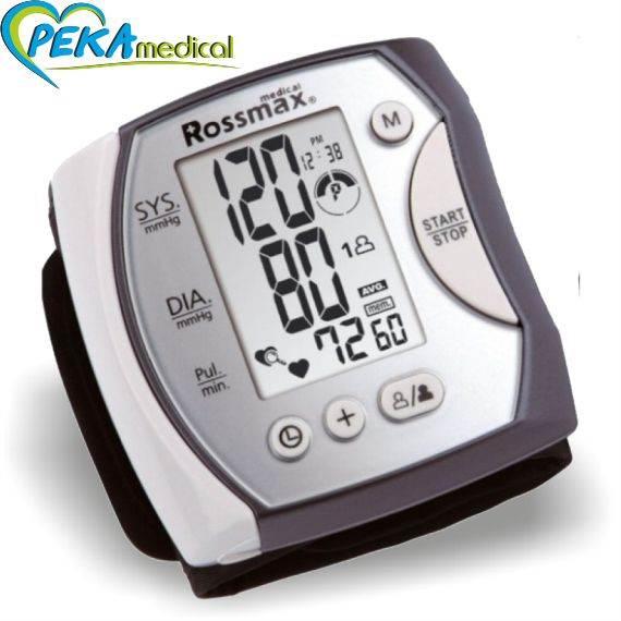 Ciśnieniomierz nadgarstkowy ROSSMAX V701
