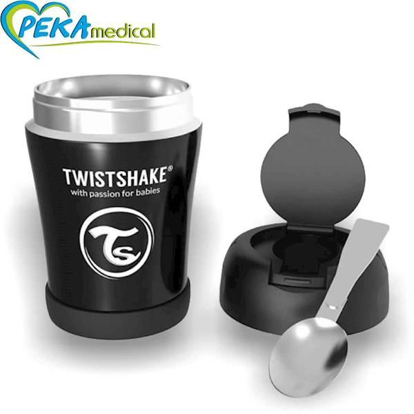 Twistshake Pojemnik termiczny na jedzenie 350 ml