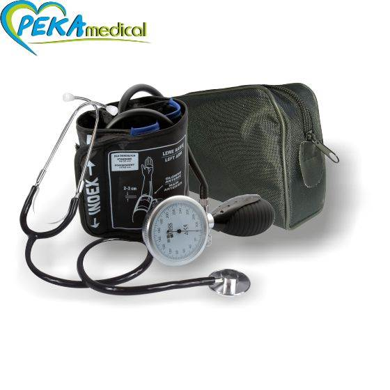 GESS DELUX Ciśnieniomierz zintegrowany ze stetoskopem