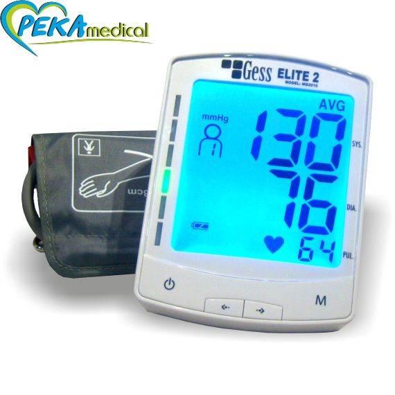 GESS ELITE II Ciśnieniomierz elektroniczny MD2010
