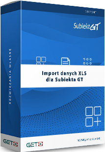Program Import Danych XLS do Subiekta GT