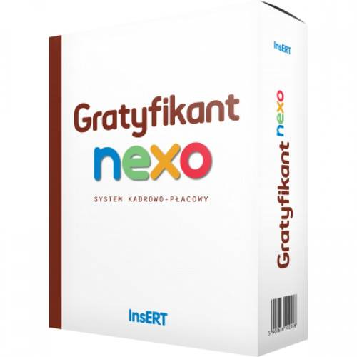 Program Gratyfikant NEXO STD 30 prac