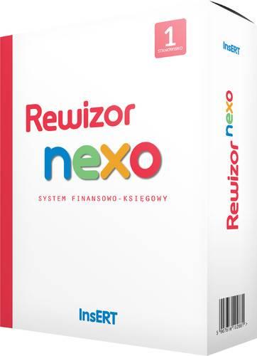 Program Rewizor NEXO PRO 3 stanowiska