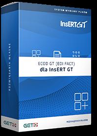 Program ECOD GT (EDI) dla INSERT GT (Prod.+Kupują)