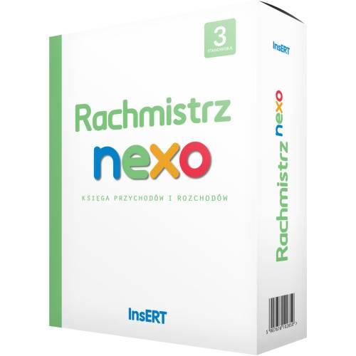 Program Rachmistrz NEXO STD 1 stanowisko