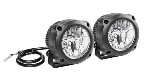 Halogeny przeciwmgłowe LED do motocykla 12V 2szt
