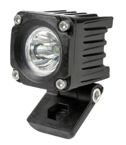 Halogen do motocykla 1 LED 9/32V białe 1szt