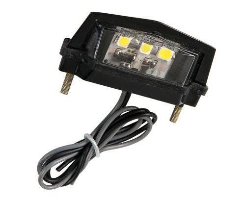 Oświetlenie tablicy rejestracyjnej LED SMD białe