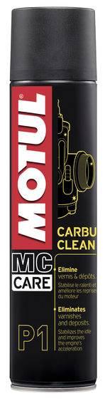 Środek do czyszczenia gaźników Motul P1 Carbu Clea