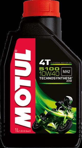 Olej silnikowy Motul 5100 10W40 1L Półsyntetyczny