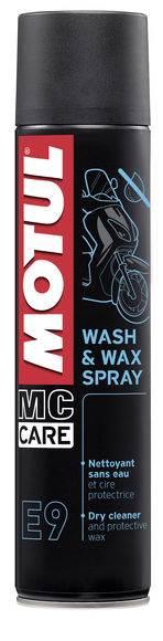 Środek czyszcząco-ochronny Motul E9 Wash & Wax spr