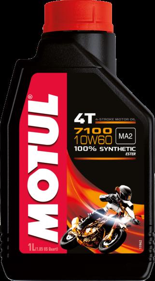 Olej silnikowy Motul 7100 10W60 1L Syntetyczny