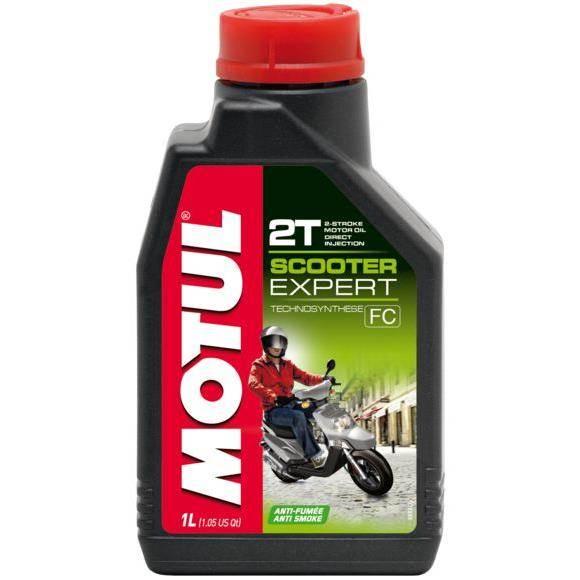 Olej silnikowy Motul Scooter Expert 2T 1L Półsynte
