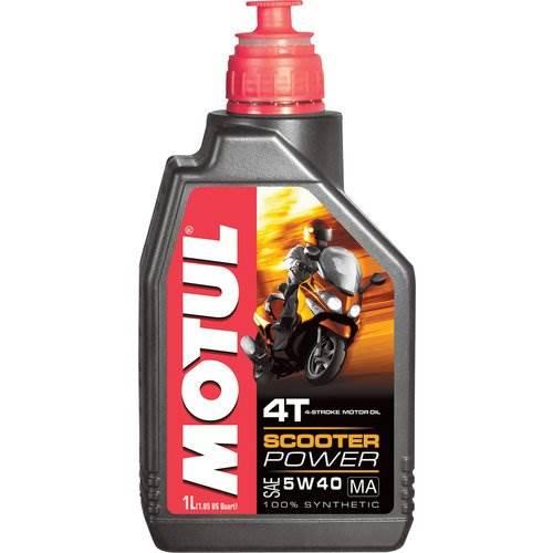 Olej silnikowy Motul Scooter Power 4T 5W40 1L Synt