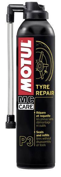 Środek do łatania opon Motul P3 Tyre Repair 0,3L