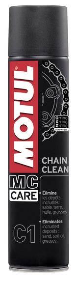 Płyn do czyszczenia łańcucha Motul C1 spray 0,4L